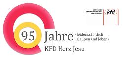 Logo 95 Jahre KFD Herz Jesu bearbeitet
