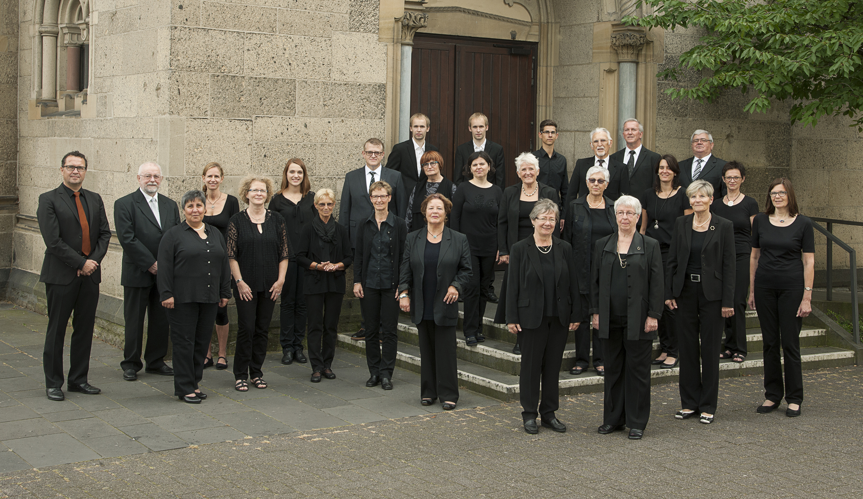 Kirchenchor Herz Jesu _ Foto Christine Lauterbach