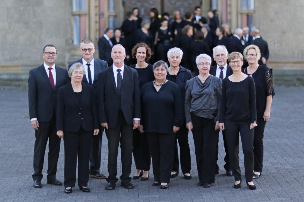 Vorstand Kirchenchor Herz Jesu