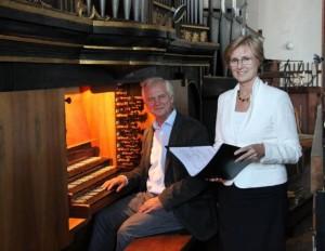 Cristel De Meulder und Jan Van Mol
